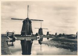 Nederland - 1939 - 7,5 Cent Veth, Briefkaart G254j - Ongebruikt - Binnenkruier Watermolen Alkmaar - Material Postal