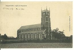 62 - ROQUETOIRE / EGLISE DE ROQUETOIRE - Frankrijk