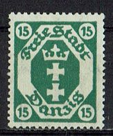 Danzig 1921 // Mi. 75 ** - Dantzig