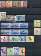 Turquie - 1934 -> 1959 - Lot Poste Aérienne - Nºs Et Qualités Dans Description - Türkei