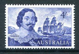 Australia 1963-65 Navigators - 4/- Tasman LHM (SG 355) - 1952-65 Elizabeth II : Pre-Decimals
