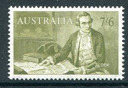 Australia 1963-65 Navigators - 7/6 Captain Cook MNH (SG 357) - 1952-65 Elizabeth II : Pre-Decimals