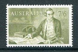 Australia 1963-65 Navigators - 7/6 Captain Cook HM (SG 357) - 1952-65 Elizabeth II : Pre-Decimals