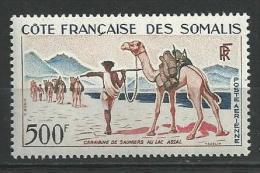 "Cote Somalis Aerien YT 29 (PA) "" Caravane "" 1962 Neuf** - Unused Stamps"