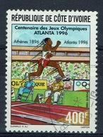 Ivory Coast, Summer Olympics, Atlanta (USA), Long Jump, 1996, VFU - Ivory Coast (1960-...)