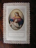 Holy Card Image Pieuse Canivet Couleur Letaille Saint Abandon Ref 17 - Images Religieuses