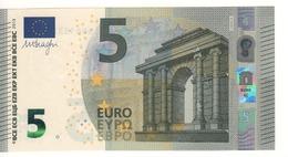 "5 EURO  ""France""  DRAGHI   U 006 G4    UD6120659781   /  FDS - UNC - EURO"