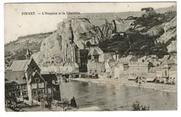 Dinant - L'hospice Et La Citadelle - - 2 Scans - Dinant