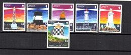 Serie Nº 905/10  Jersey - Faros