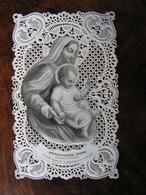 Holy Card Image Pieuse Canivet  Bouasse Lebel Rejouissez Vous Enfans D'israel  Ref 22 - Images Religieuses