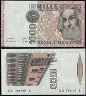 Italy P 109 A - 1000 1.000 Lire 6.1.1982 - AUNC - [ 2] 1946-… : République