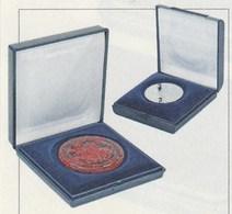 LINDNER – 11 écrins Pour Monnaies – Matériel Neuf (Lot 269) - Matériel
