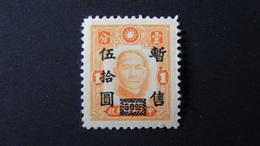 China - Jap.Occ. - Central China - 1943 - Mi:JP-CC 82**MNH - Look Scan - 1943-45 Shanghai & Nanjing
