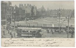 NOTTINGHAM - Market Place - 1903 - Nottingham