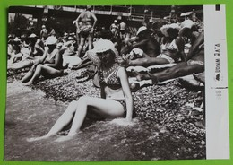 Woman On The Beach - Anonymous Persons