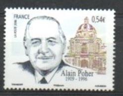 """France 2006 Y&T** N° 3994 """" Alain Poher """" - Unused Stamps"""