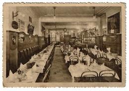 Restaurant Saint-Pierre - 38 Rue Des Pierres - Bruxelles-Bourse - Propr. G. Landart-Carolus - 2 Scans - Cafés, Hotels, Restaurants