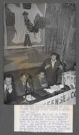SAINT CÉRÉ - LOT -  CONGRES NATIONAL DU MOUVEMENT POUJADE - U.D.C.A. - PIERRE POUJADE - Luoghi