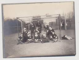 41094 -  Hockey  Sur Gazon   -  Photo   12  X  9 - Cartes Postales