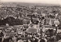 CAEN : Vue Aérienne - Caen
