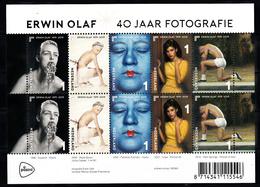 Nederland 2019 Nvph Nr ???, Mi Nr ??, Erwin Olaf , 40 Jaar Fotografie, Photography, Photo - Neufs