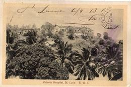 SAINTE-LUCIE VICTORIA HOSPITAL - Sainte-Lucie