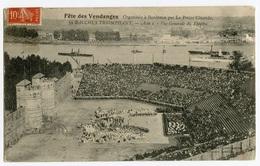 Bordeaux 33000 Fête Des Vendanges 1909 191CP02 - Bordeaux
