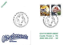 ITALIA - 1995 PARMA 10° Anniv. Oltretorrente Baseball Club - Baseball