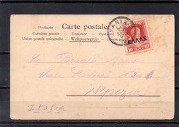 CRETE 21/9/1910 - Crète