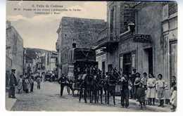 ESPAGNE Parada De Las Coches à S. FELIU DE GODINAS   TC127 - Poste & Facteurs