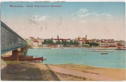 Warszawa - Widok Wisty Z Mostem Kierbedzia - Polonia