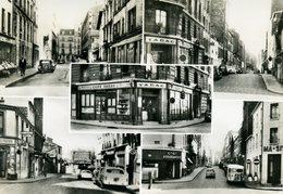 75 - 14è - PARIS - Carrefour Rues Gergovie - Vercingétorix. - Arrondissement: 14