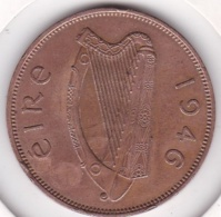 Ireland Republic. 1 Penny 1946 KM# 11 - Irlande