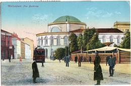 Warszawa - Plac Bankowy - & Tram - Polonia