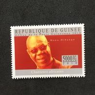REPUBLIQUE DE GUINÉE. AFRICAN SINGERS. MANU DIBANGO. 3R2305E - Singers