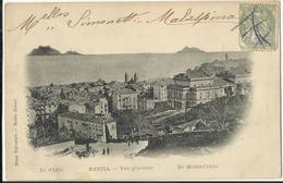 Corse - Ile D'Elbe - BASTIA - Ile Monte-Christo - Précurseur 1902 - Bastia