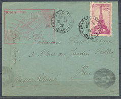 FRANCE - 10.5.1938, 1st Air Mail Fly From PARIS To PAU - First Flight Covers