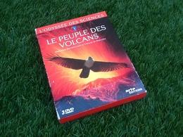 DVD   L' Odyssée Des Sciences   Le Peuples Des Volcans  Arte Editions - Documentari