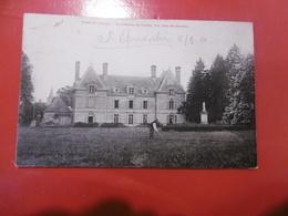 D 02 - Pancy - Le Château De Gestas, Vue Prise De Derrière - Other Municipalities