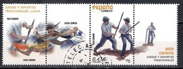 Spain 2008 -  Traditional Sports And Games - From Block - 1931-Hoy: 2ª República - ... Juan Carlos I