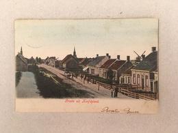 HOOFDPLAAT 1908 - Sluis