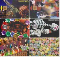 #11 - MEXICO-46 - DIAS FESTIVOS SET OF 6 CARDS - ART - Mexico