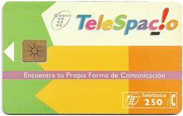 Spain - Telefónica - Telespacio - P-196 - 05.1996, 7.000ex, Used - Private Issues