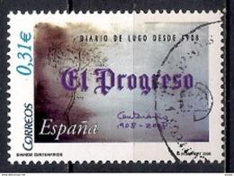 Spain 2008 - Newspapers - The 100th Anniversary Of El Progreso De Lugo - 1931-Hoy: 2ª República - ... Juan Carlos I