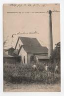 - CPA MESGRIGNY (10) - Le Vieux Moulin 1915 (avec Personnages) - Edition S. Brunclair - - Francia