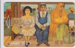#11 - MEXICO-51 - PAINTING - ART - FRIDA KAHLO - Mexico