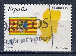 Spain 2010 - Autonomous Communities - Self Adhesive Stamps - 1931-Hoy: 2ª República - ... Juan Carlos I