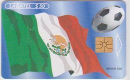 #11 - MEXICO-54 - FOOTBALL - FLAG OF MEXICO - Mexico