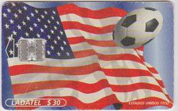 #11 - MEXICO-55 - FOOTBALL - FLAG OF UNITED STATES - Mexico
