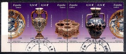 Spain 2010 - Spanish Ceramics - 1931-Hoy: 2ª República - ... Juan Carlos I